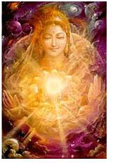 divine-feminine golden
